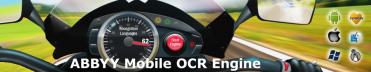 ABBYY SDK I Mobile OCR Engine