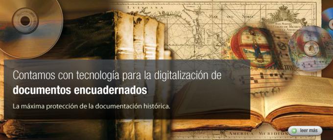 Baseside - Digitalización de Libros